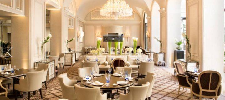 Les normes à connaitre pour un restaurant à plusieurs étoiles