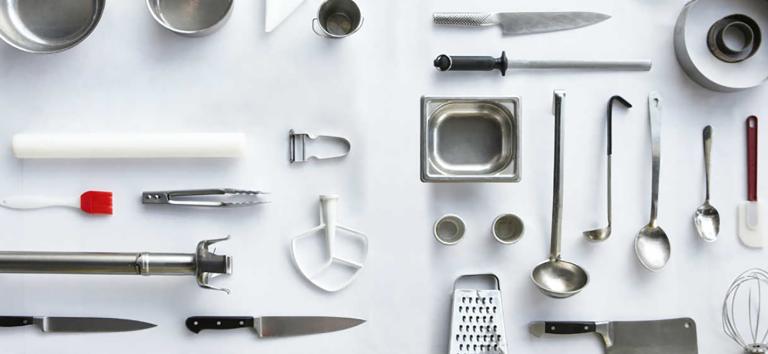 Cuisine : je m'équipe en ustensiles pratiques